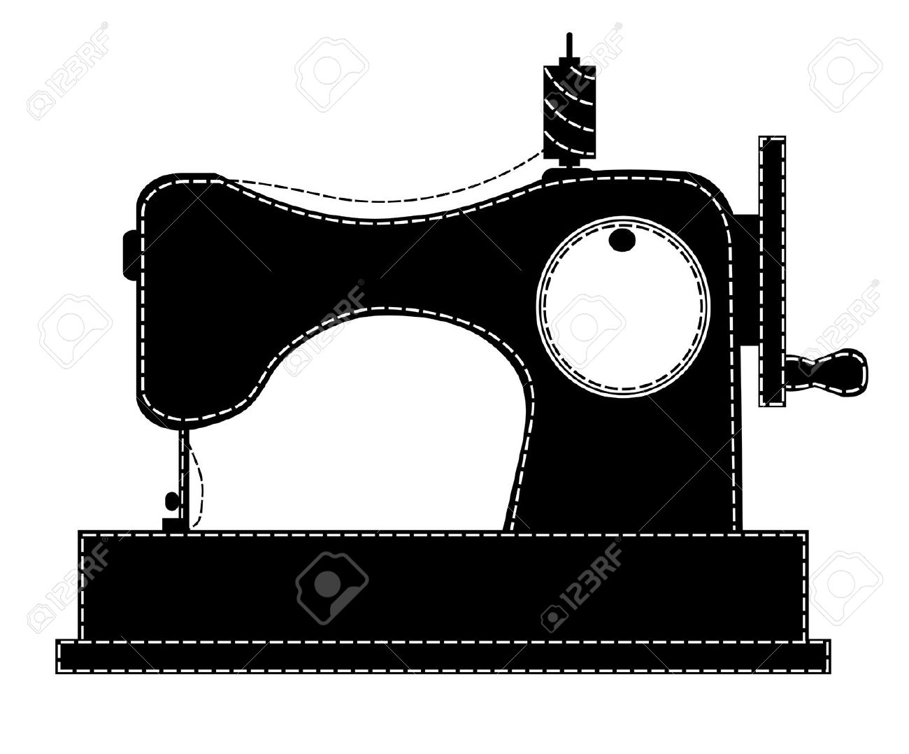 Sewing Machine clipart #8, Download drawings