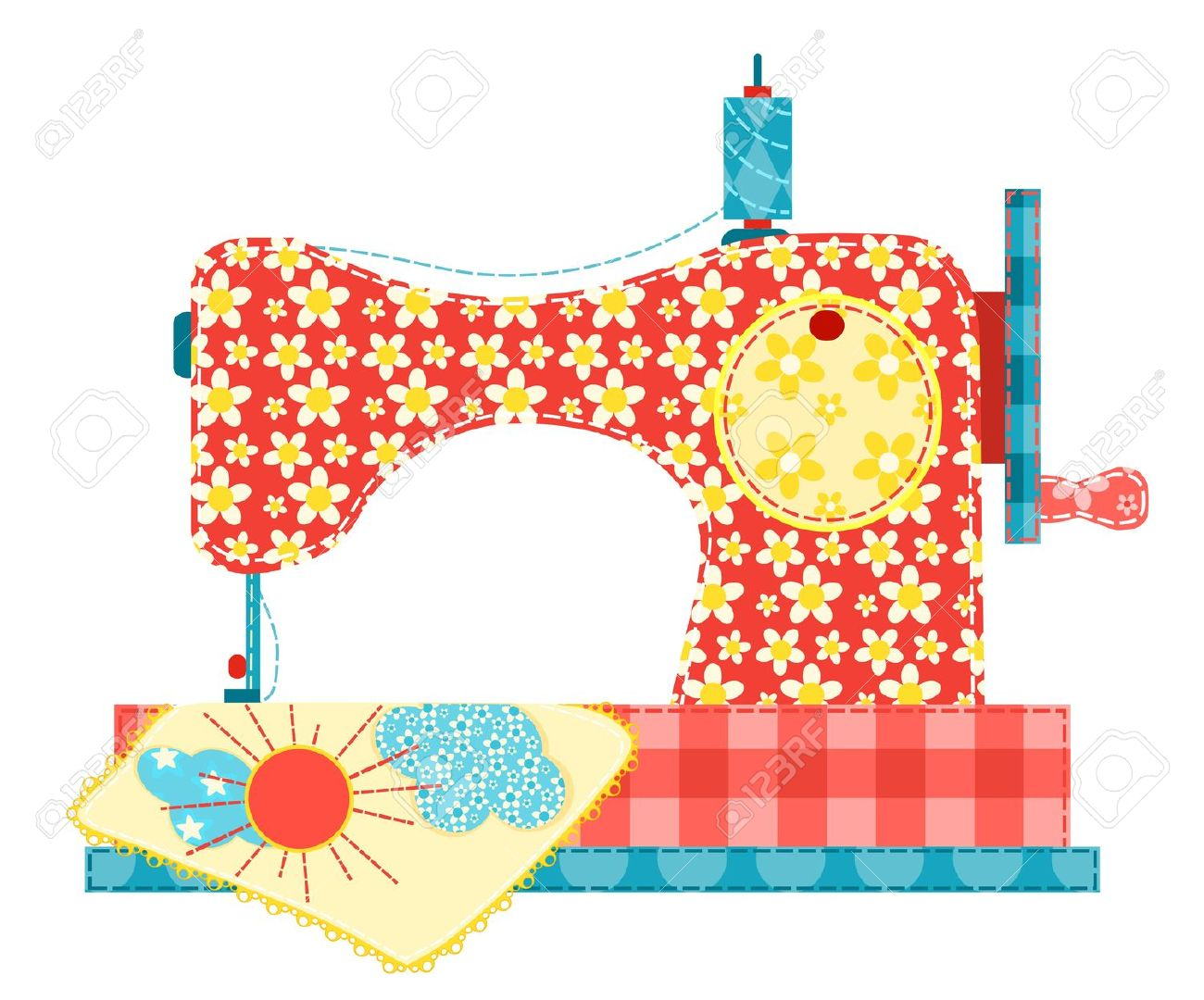 Sewing Machine clipart #11, Download drawings