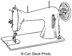 Sewing Machine clipart #14, Download drawings