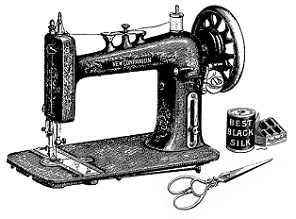 Sewing Machine clipart #12, Download drawings
