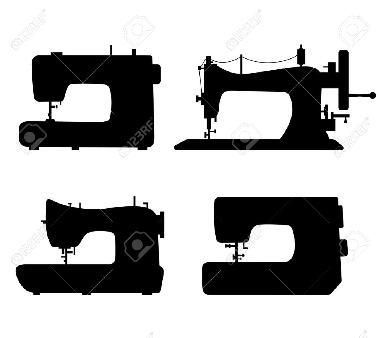 Sewing Machine clipart #5, Download drawings
