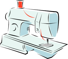 Sewing Machine clipart #9, Download drawings