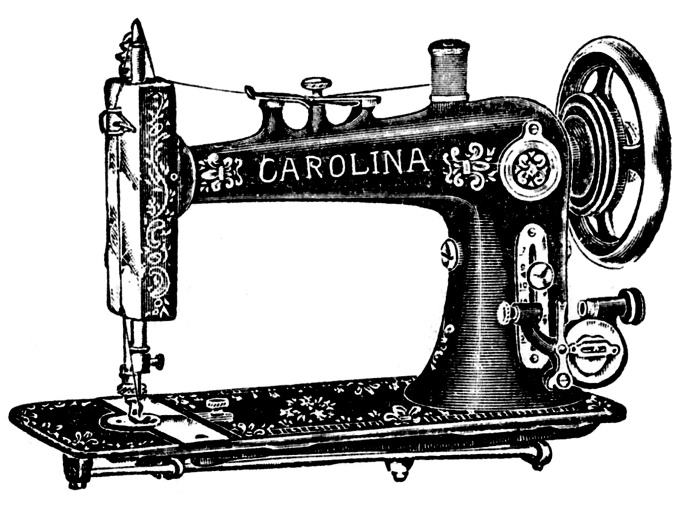 Sewing Machine clipart #16, Download drawings