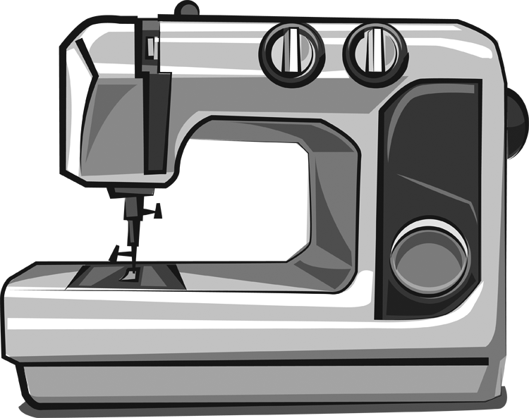 Sewing Machine clipart #10, Download drawings