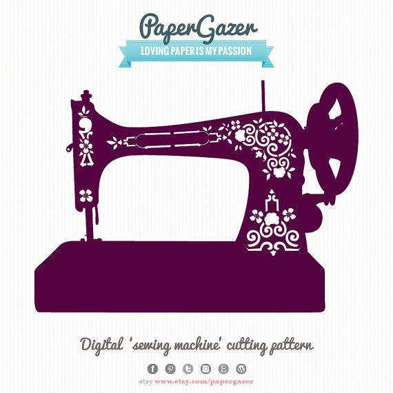 Sewing Machine svg #371, Download drawings
