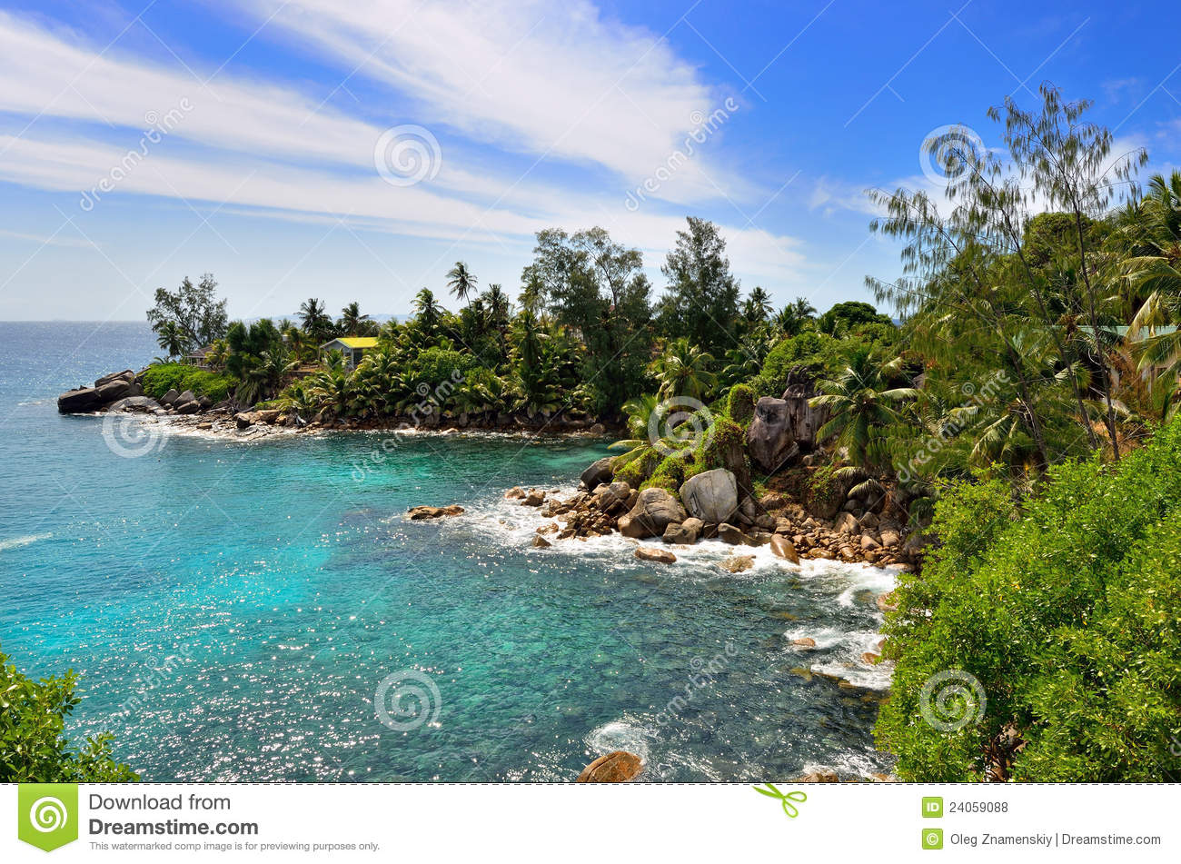 Seychelles Island clipart #11, Download drawings