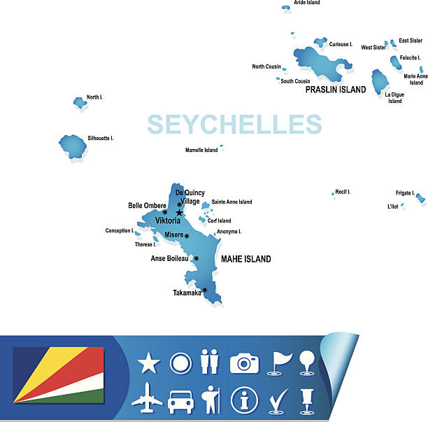Seychelles Island clipart #7, Download drawings