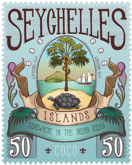 Seychelles Island clipart #3, Download drawings
