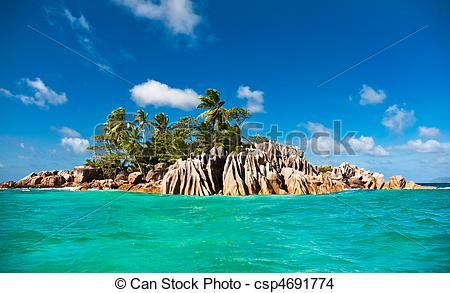 Seychelles Island clipart #2, Download drawings