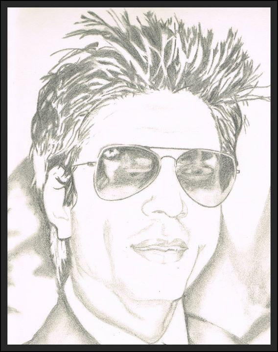 Shahrukh coloring #1, Download drawings