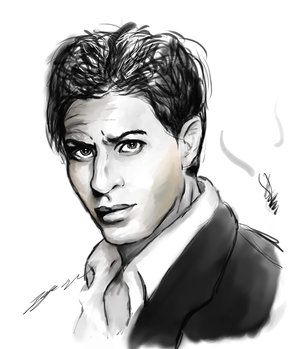 Shahrukh coloring #14, Download drawings