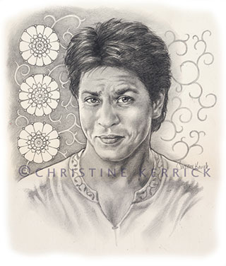 Shahrukh coloring #8, Download drawings