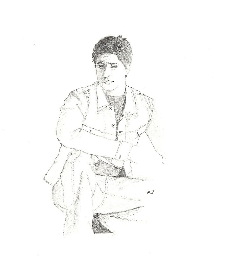 Shahrukh coloring #6, Download drawings
