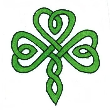 Shamrock clipart #6, Download drawings