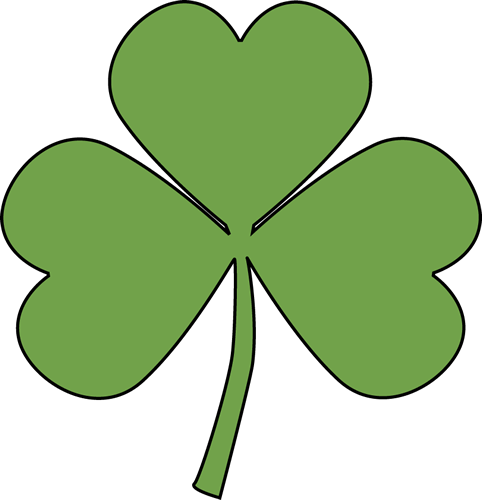 Shamrock clipart #2, Download drawings