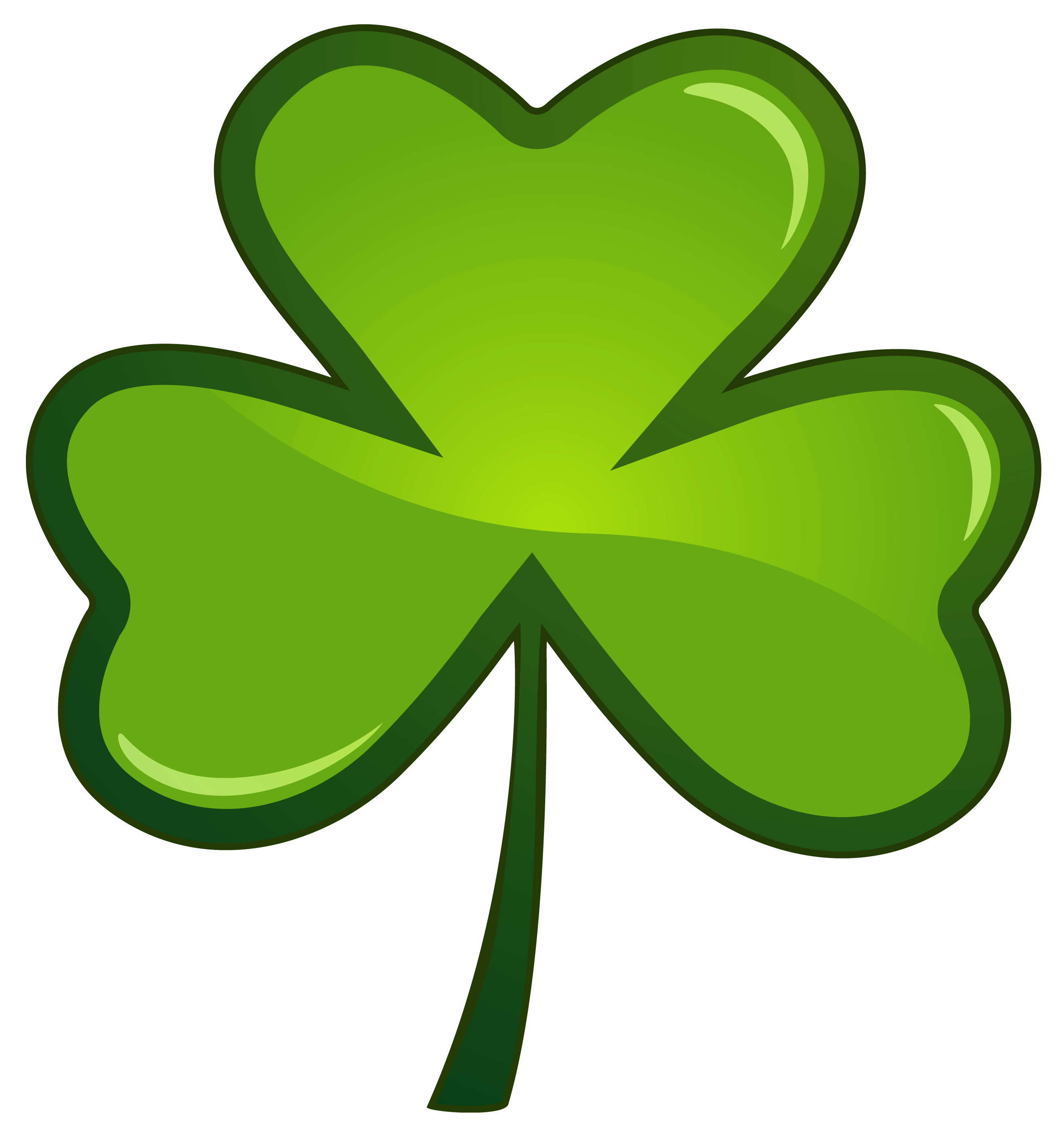 Shamrock clipart #5, Download drawings