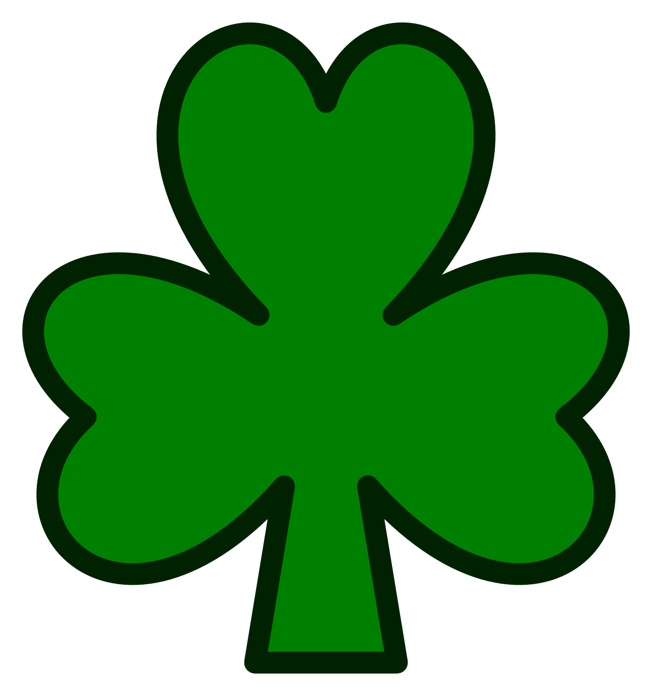 Shamrock clipart #8, Download drawings