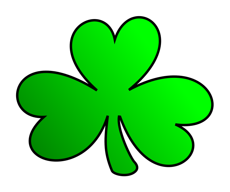 Shamrock clipart #9, Download drawings