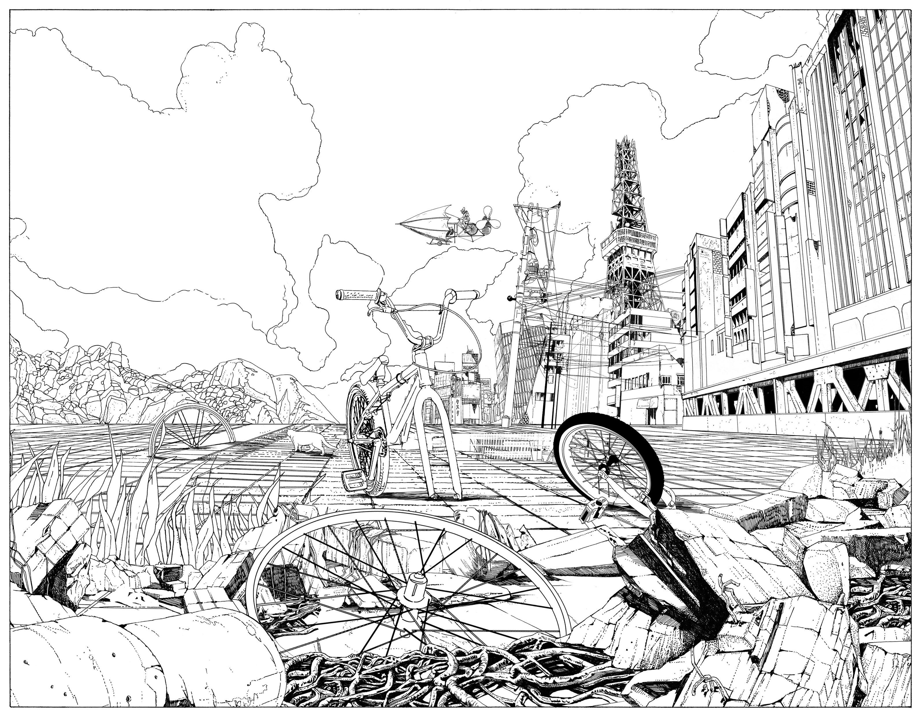 Shan coloring #1, Download drawings