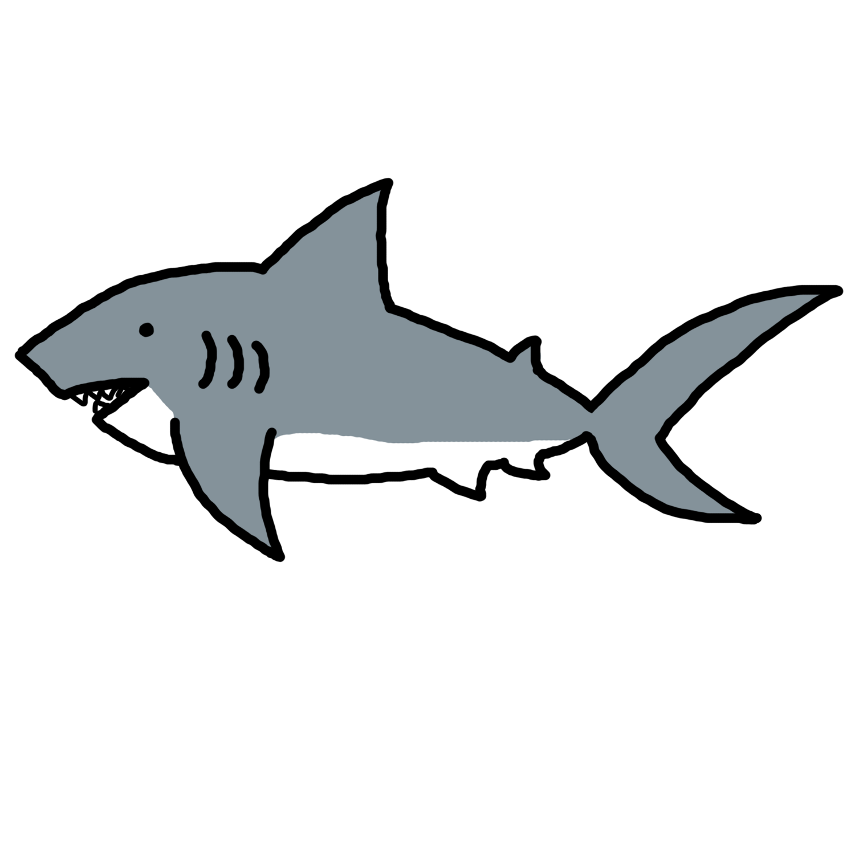 Shark clipart #5, Download drawings