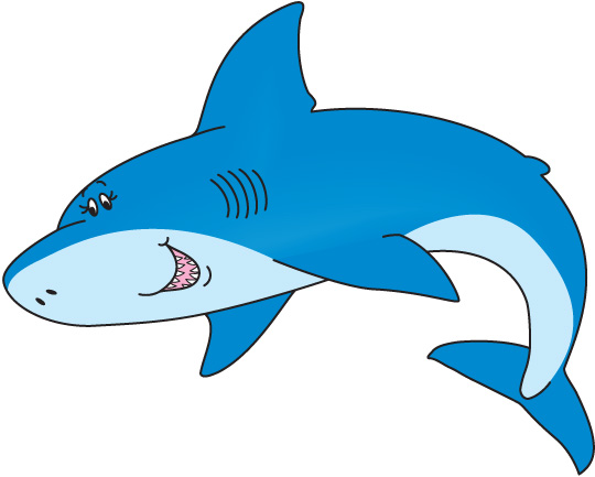 Shark clipart #12, Download drawings