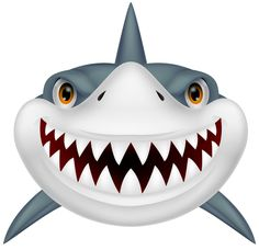 Shark clipart #3, Download drawings