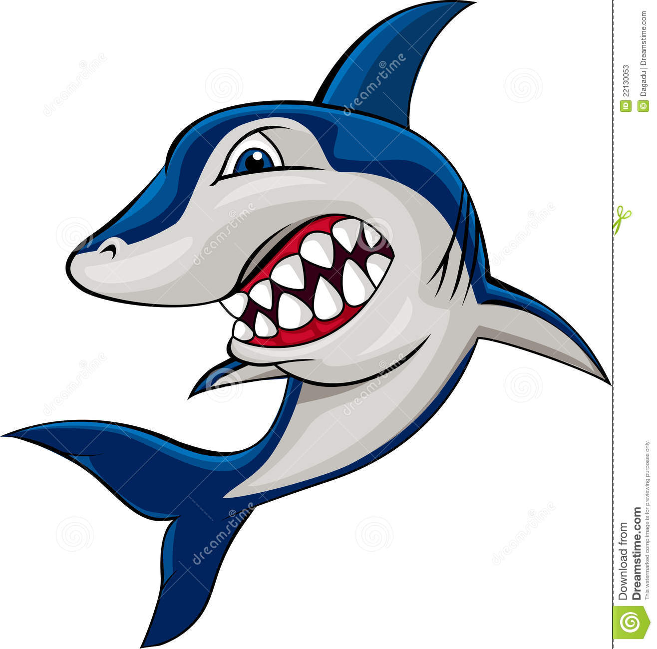 Shark clipart #6, Download drawings