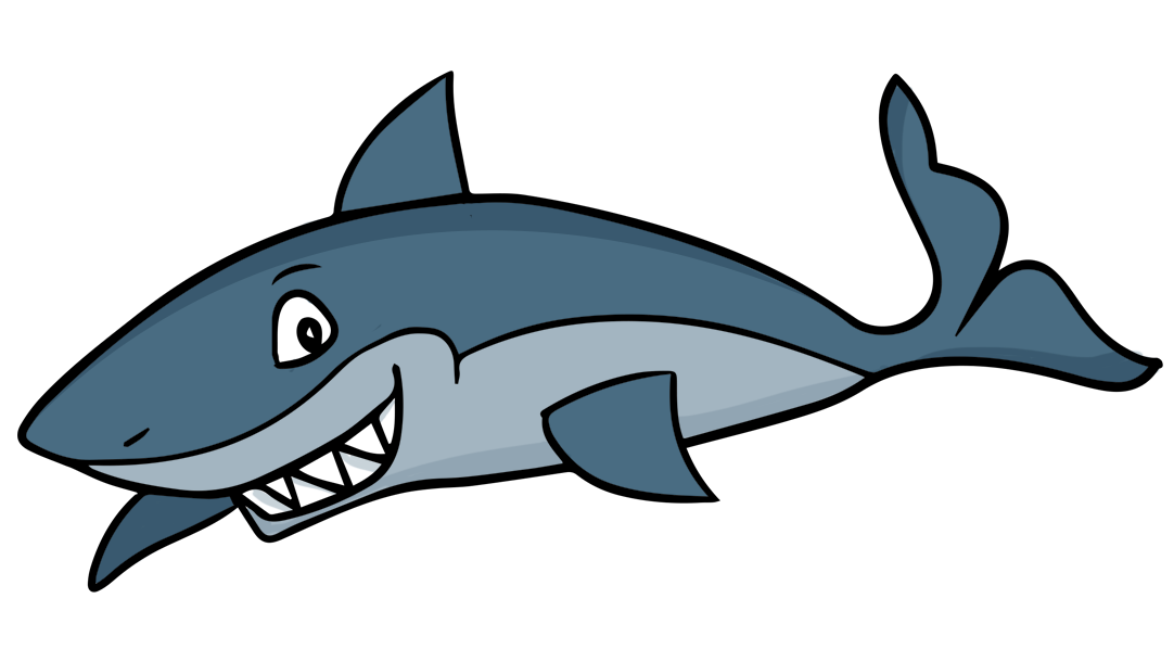 Shark clipart #4, Download drawings