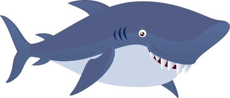 Shark clipart #2, Download drawings