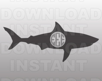 Shark svg #2, Download drawings