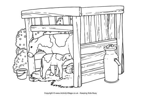 Shed coloring, Download Shed coloring for free 2019