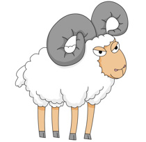 Sheep clipart #8, Download drawings