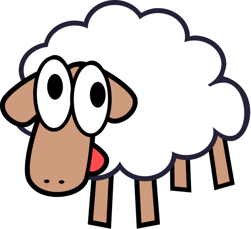 Sheep clipart #18, Download drawings