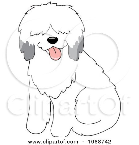 Sheepdog clipart #13, Download drawings