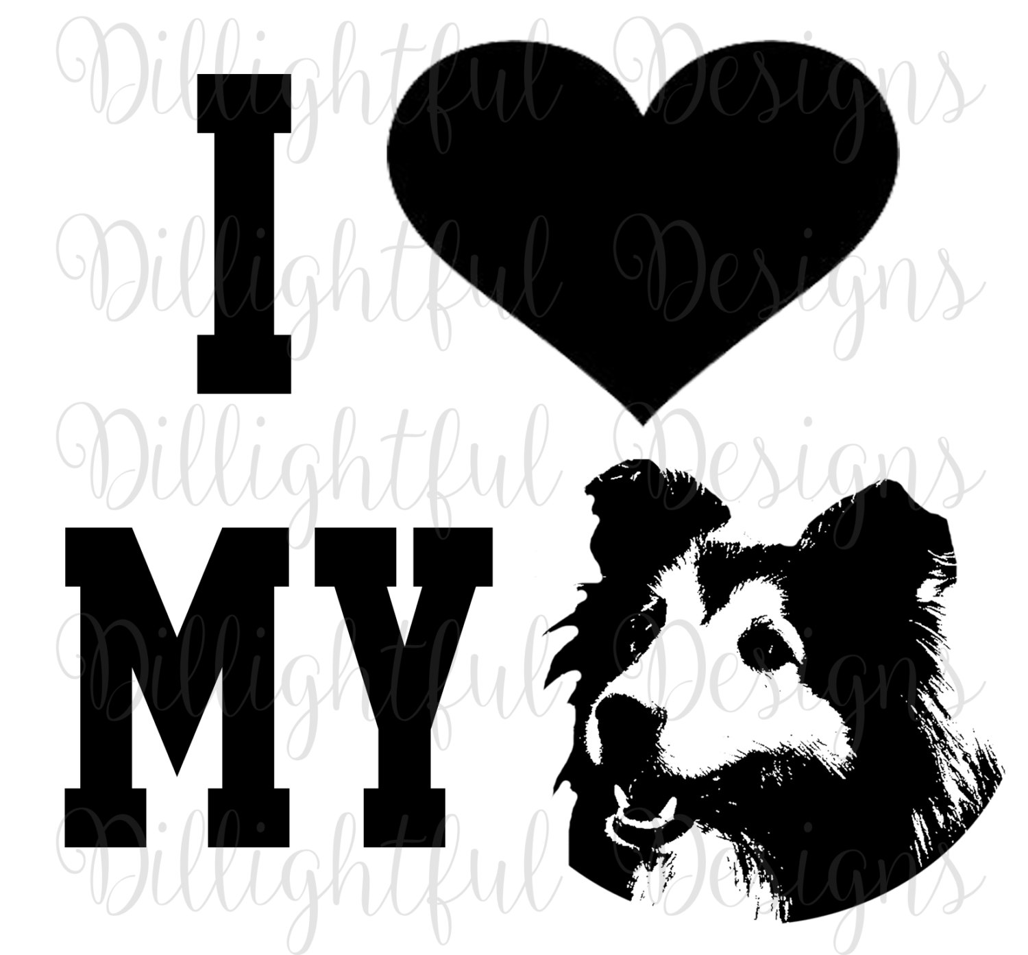 Sheepdog svg #12, Download drawings