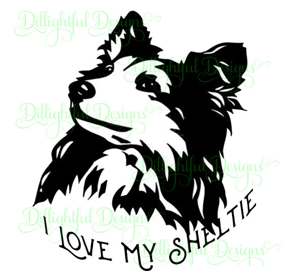 Sheepdog svg #8, Download drawings