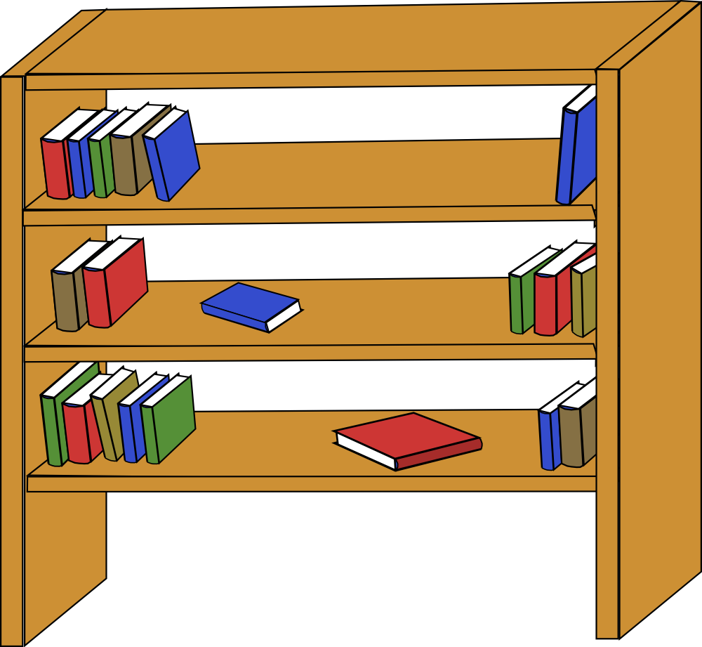 Shelf clipart #11, Download drawings