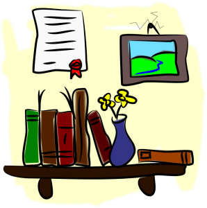 Shelf clipart #4, Download drawings