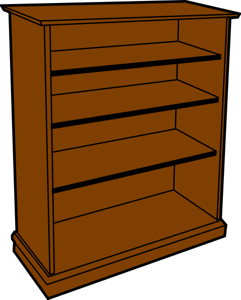 Shelf clipart #8, Download drawings