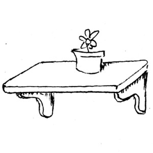 Shelf clipart #3, Download drawings