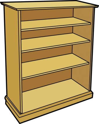 Shelf clipart #17, Download drawings