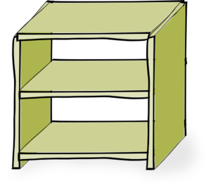 Shelf clipart #16, Download drawings