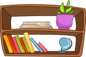 Shelf clipart #18, Download drawings