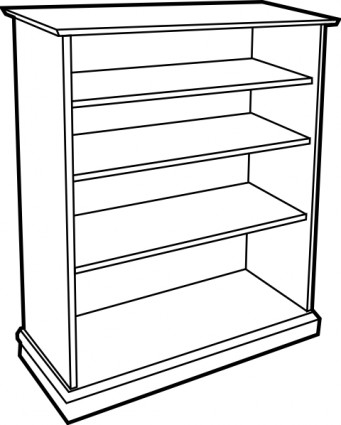Shelf clipart #14, Download drawings