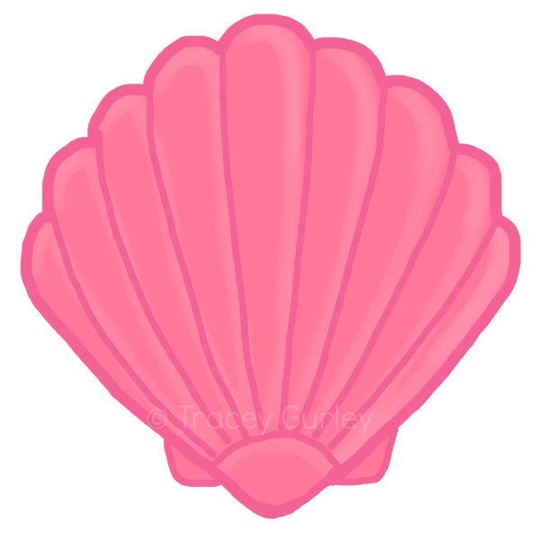 Shell clipart #6, Download drawings