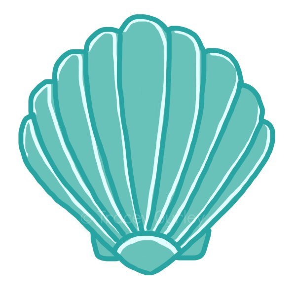 Shell clipart #1, Download drawings
