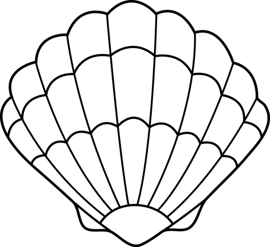 Shell clipart #7, Download drawings