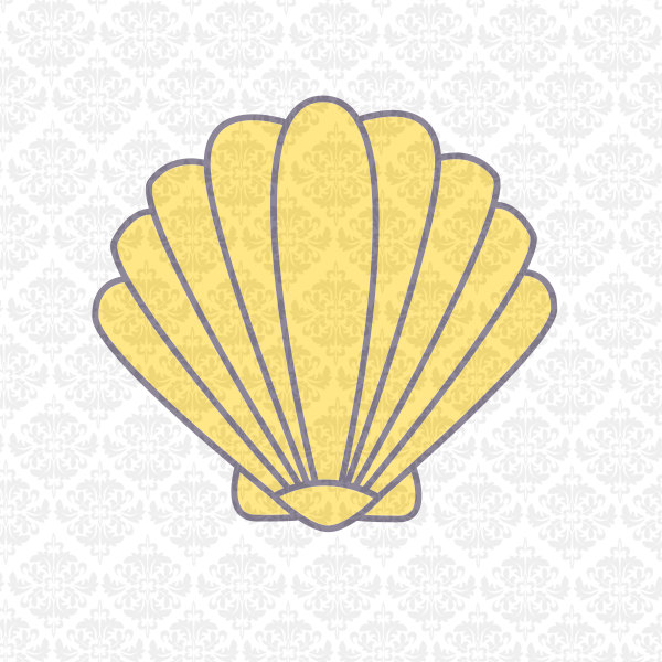 Shell svg #14, Download drawings