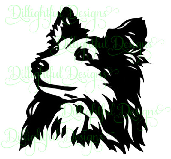 Shetland Sheepdog svg #13, Download drawings