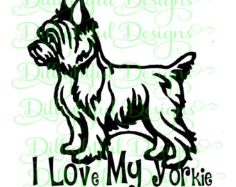 Yorkies svg #10, Download drawings
